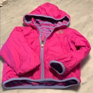 Reversible north face
